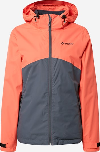 Maier Sports Outdoor Jacket 'Gregale' in Dusty blue / Coral, Item view