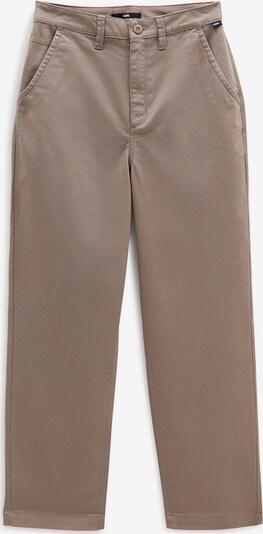VANS Hose in khaki / schwarz, Produktansicht