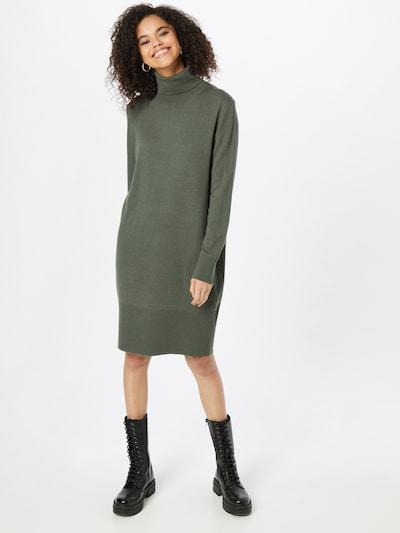 Marc O'Polo Gebreide jurk in de kleur Groen, Modelweergave
