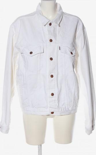Big Star Jeans Übergangsjacke in XXL in weiß, Produktansicht
