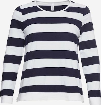 SHEEGO Tričko - námornícka modrá / biela, Produkt