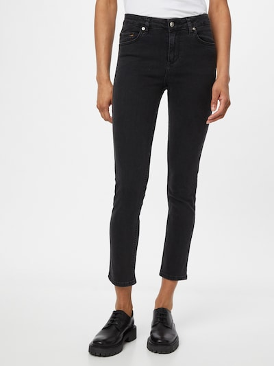 Jeans 'Jade' Blanche pe gri metalic, Vizualizare model