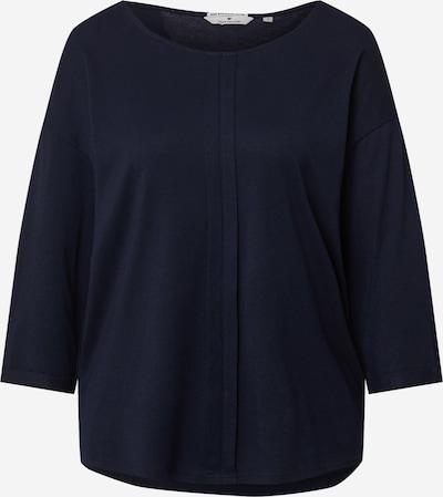 TOM TAILOR T-shirt en bleu, Vue avec produit