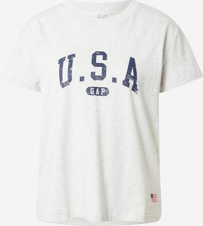 GAP Shirt in Navy / Grey / Red / White, Item view