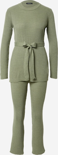 Trendyol Pantsuit in light green, Item view
