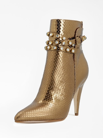 GUESS Stiefel in Gold