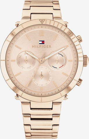 TOMMY HILFIGER Analog Watch in Gold
