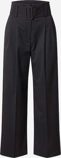 HUGO Pleat-front trousers 'Hugesa' in Black, Item view