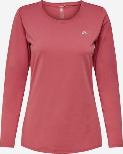 ONLY PLAY Toiminnallinen paita 'Clarissa' värissä roosa / valkoinen, Tuotenäkymä