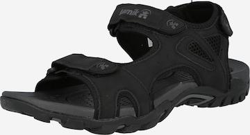 Sandales 'MILOS' Kamik en noir