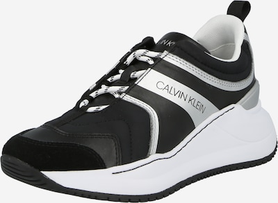 Calvin Klein Jeans Tenisky - černá / bílá, Produkt