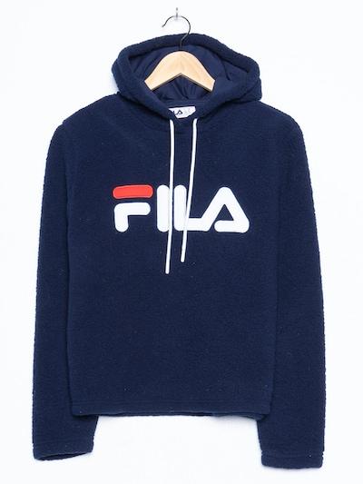 FILA Fleece in S-M in marine, Produktansicht