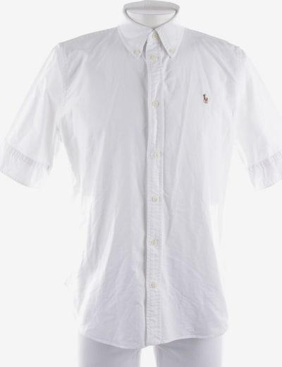 POLO RALPH LAUREN Kurzarmhemd in XL in weiß, Produktansicht