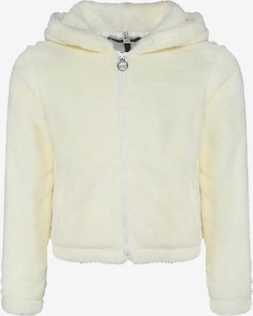 BLUE EFFECTFlis jakna - bijela boja