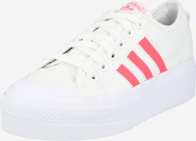 ADIDAS ORIGINALS Sneaker 'Nizza' in lachs / weiß, Produktansicht