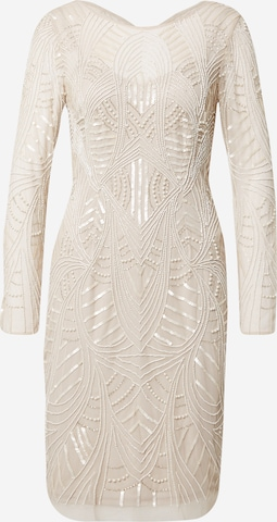 Adrianna Papell Kleid in Beige