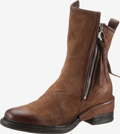 A.S.98 Boots in cognac, Produktansicht