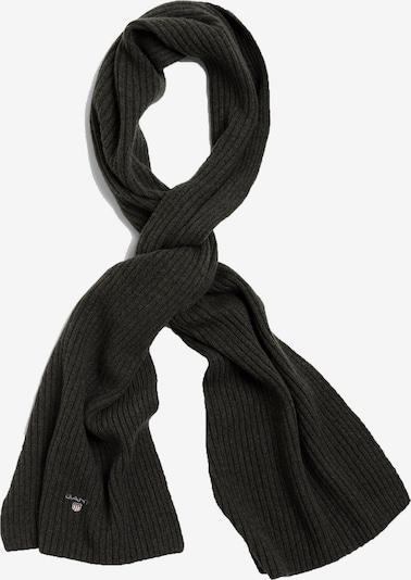 GANT Sjaal in de kleur Donkergrijs, Productweergave