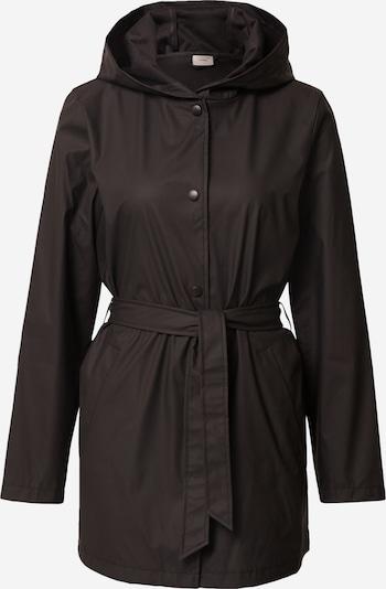 JACQUELINE de YONG Regenmantel 'JDYSHELBY' in schwarz, Produktansicht