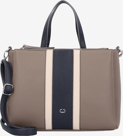GERRY WEBER Handtasche 'Talk Back' in beige / taupe / schwarz, Produktansicht