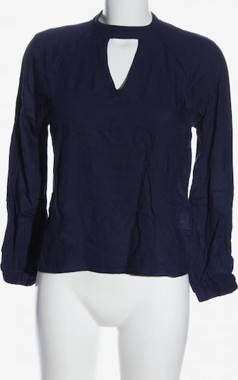 Jennyfer Langarm-Bluse in S in blau, Produktansicht