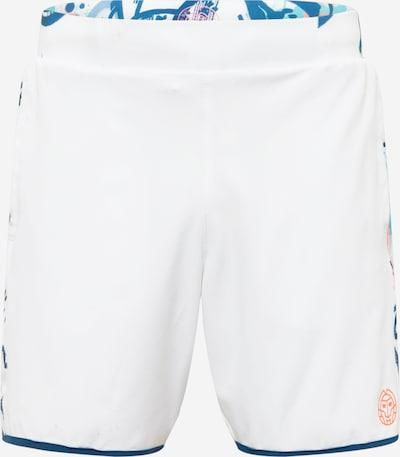 BIDI BADU Sporthose 'Lean' in türkis / royalblau / mint / koralle / weiß, Produktansicht