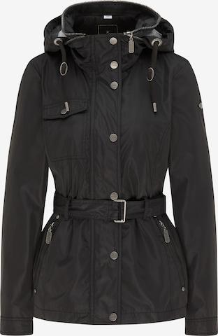 DreiMaster Klassik Between-Season Jacket in Black