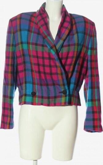 LAUREL Kurz-Blazer in XL in blau / grün / pink, Produktansicht