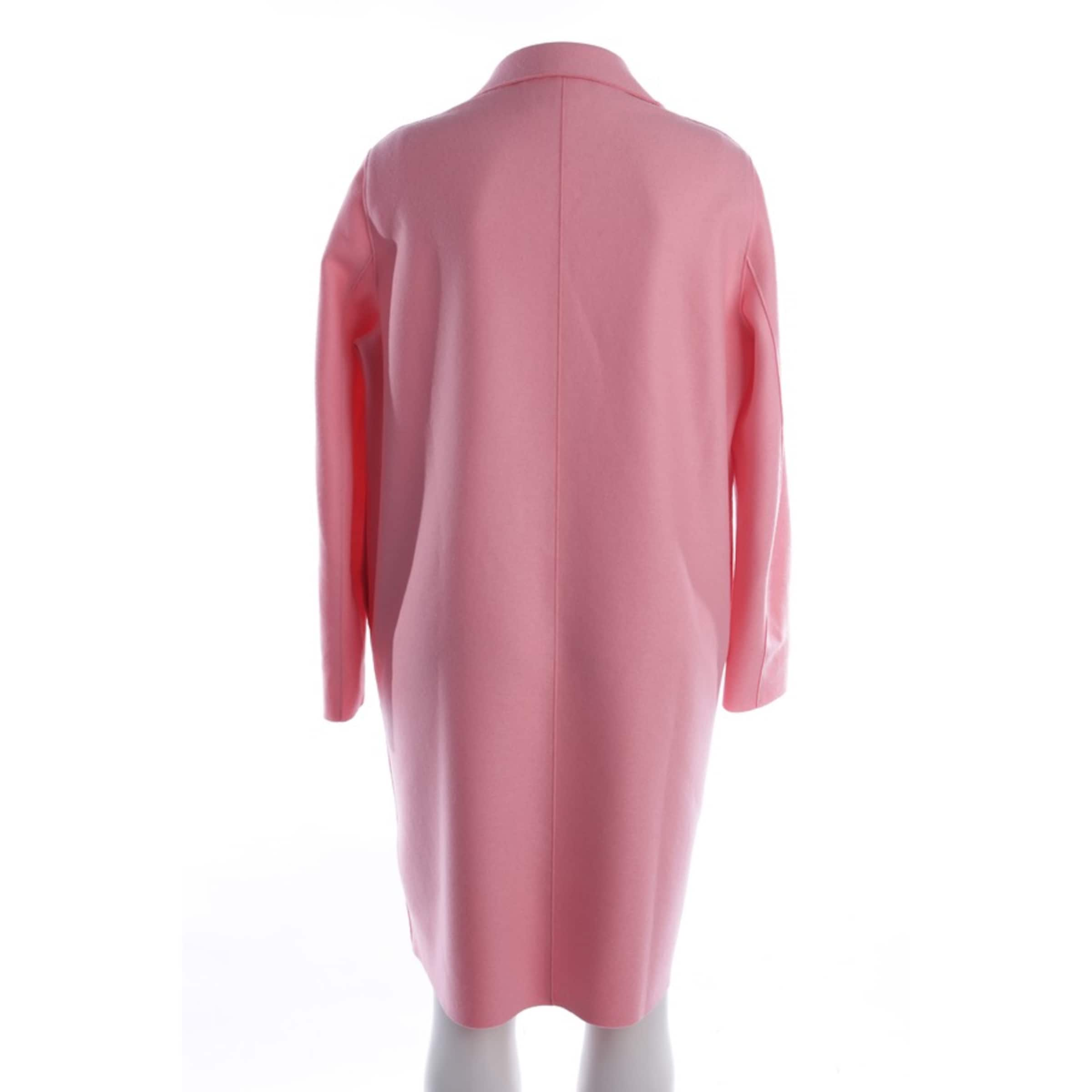 Harris Wharf London Übergangsmantel in XL in rosa