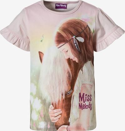 Miss Melody T-Shirt in rosa, Produktansicht