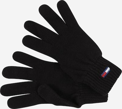 Tommy Jeans Γάντια με δάχτυλα σε μαύρο, Άποψη προϊόντος