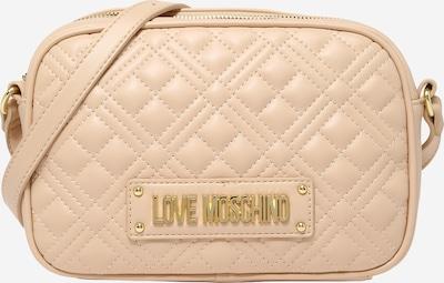 Love Moschino Torba na ramię w kolorze szampanm, Podgląd produktu