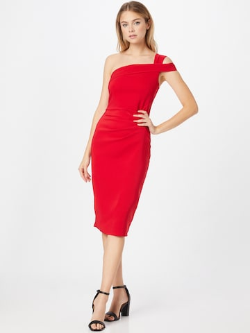 Lipsy Cocktailjurk in Rood