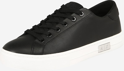 Sneaker bassa ARMANI EXCHANGE di colore nero, Visualizzazione prodotti