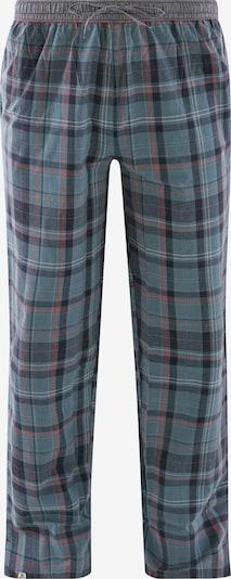 Luca David Pyjamahose ' Olden Glory Pants ' in grün, Produktansicht