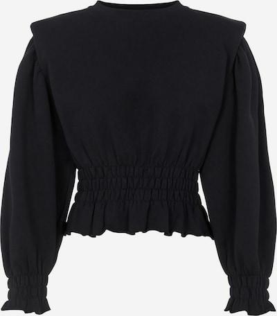 OBJECT Sweatshirt in schwarz, Produktansicht