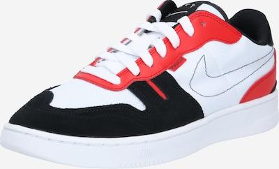 Nike Sportswear Sneaker in rot / schwarz / weiß, Produktansicht