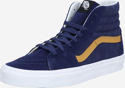 VANS Baskets hautes en bleu / cognac, Vue avec produit