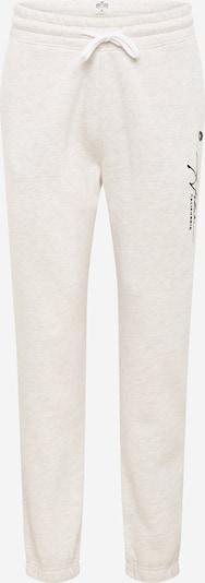 HOLLISTER Spodnie w kolorze czarny / nakrapiany białym, Podgląd produktu