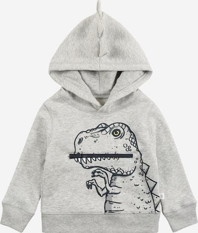 GAP Sweatshirt 'DINO' in graumeliert / schwarz, Produktansicht