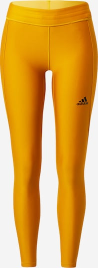ADIDAS PERFORMANCE Sportbroek in de kleur Geel, Productweergave