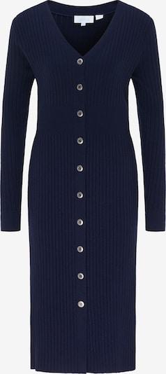 usha BLUE LABEL Gebreide jurk in de kleur Donkerblauw, Productweergave