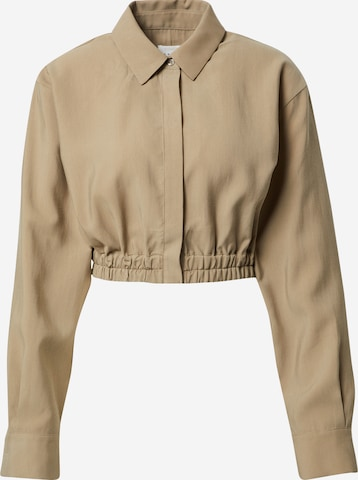 Kendall for ABOUT YOU Blouse 'Charlie' in Beige