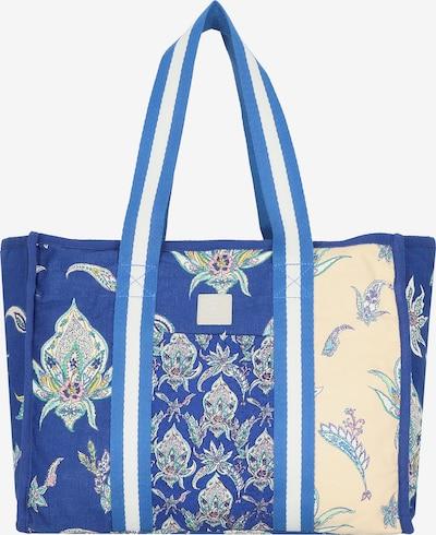 Desigual Shopper in de kleur Beige / Blauw, Productweergave