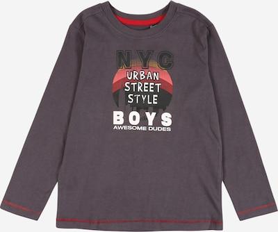 BLUE SEVEN Shirt in de kleur Donkergrijs / Gemengde kleuren, Productweergave