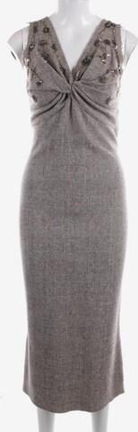 Ermanno Scervino Kleid in S in Braun