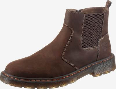 RIEKER Schuh in dunkelbraun, Produktansicht