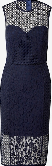 Bardot Kleid in dunkelblau, Produktansicht