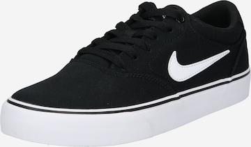 Baskets basses 'Chron 2' Nike SB en noir