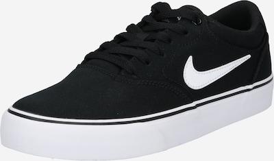 Nike SB Sneakers 'Chron 2' in Black / White, Item view